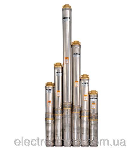 Sprut Скважинный насос SPRUT 100QJD 208-0.55 нерж. + пульт