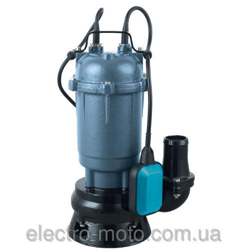 Насосы плюс оборудование Дренажно-фекальный насос Насосы+Оборудование WQD 15-15-1,5 F