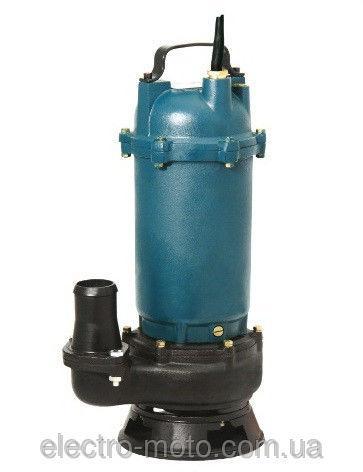 Насосы плюс оборудование Дренажно-фекальный насос Насосы+Оборудование WQD 8-16-1,1