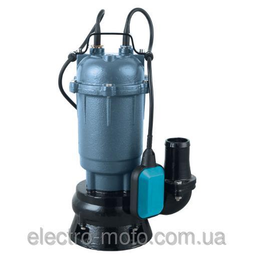 Насосы плюс оборудование Дренажно-фекальный насос Насосы+Оборудование  WQD 8-16-1,1F
