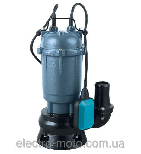 Насосы плюс оборудование Дренажно-фекальный насос Насосы+Оборудование WQD 10-8-0,55F