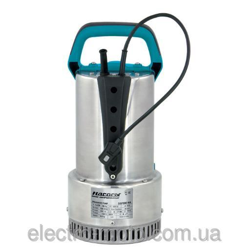 Насосы плюс оборудование Дренажный насос Насосы+оборудование DSP-550 RA