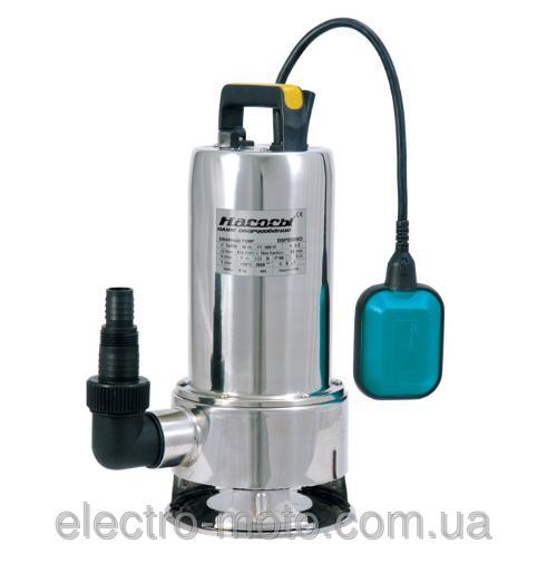 Насосы плюс оборудование Дренажный насос Насосы+оборудование DSP-750 SD