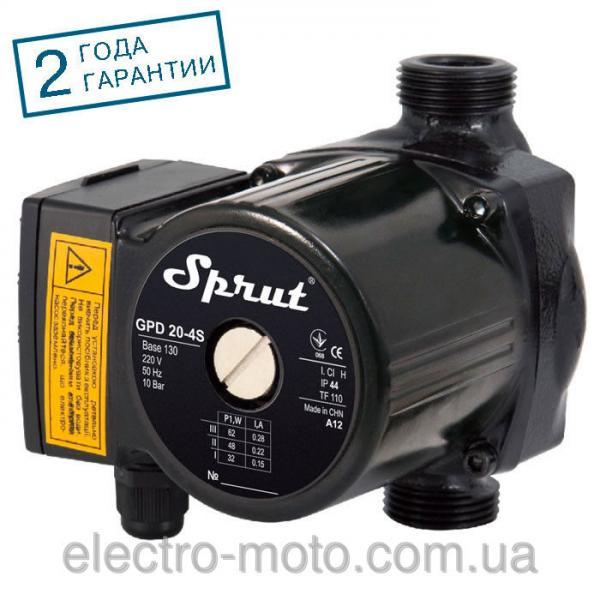 SPRUT Циркуляционный насос SPRUT GPD 20/4S-130