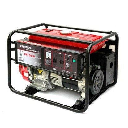 Бензиновый генератор трехфазный ETERNUS BHT8000DXE