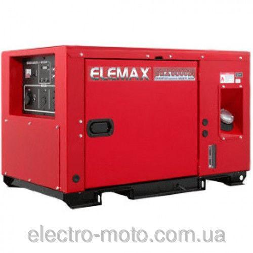 Дизельный инверторный генератор ELEMAX SHX8000Di