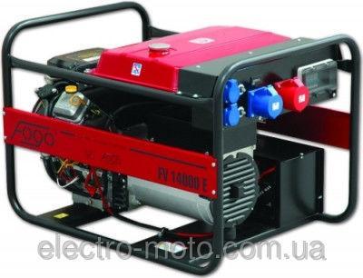 Генератор бензиновый трехфазный Fogo FV 15000 E