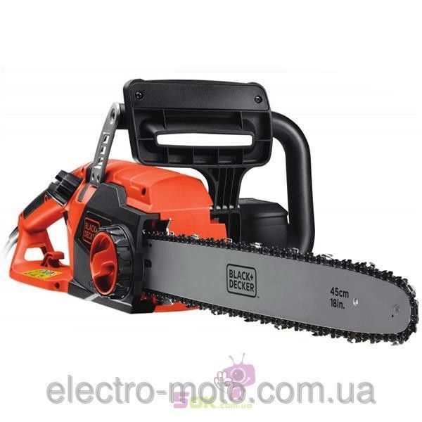 Пила цепная электрическая BLACK&DECKER CS2245