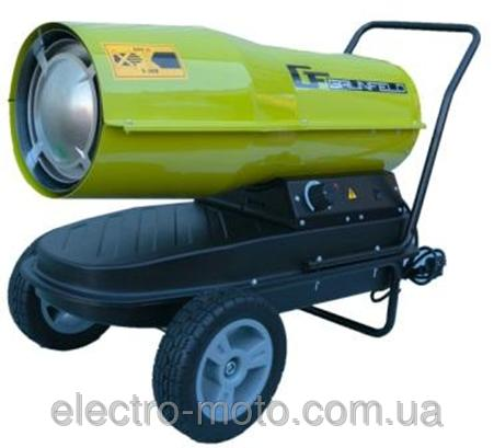 Промышленный дизельный  обогреватель Grunfeld DFAH-30
