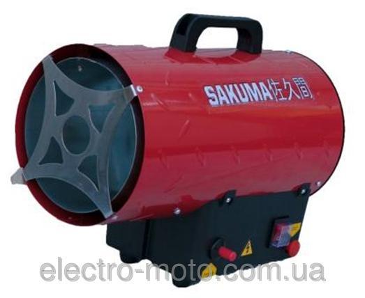 Газовая пушка Sakuma SGA1401-15