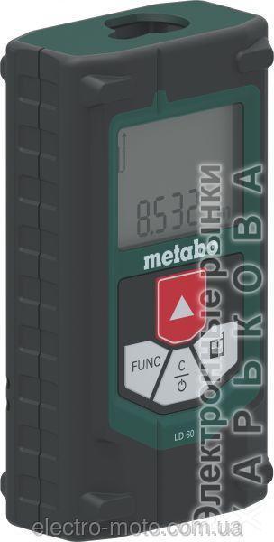 Лазерный дальномер Metabo LD 60 - Строительный измерительный инструмент на рынке Барабашова