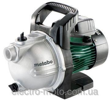Садовый поверхностный насос Metabo P 3300 G