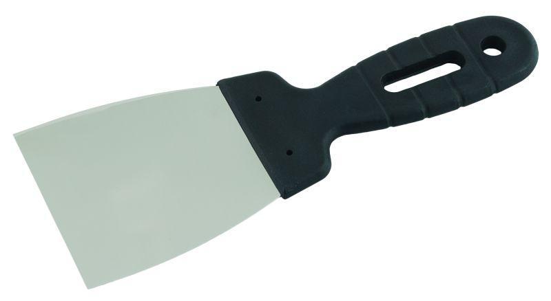шпательная лопатка нержавеющая стандарт 100мм Grad