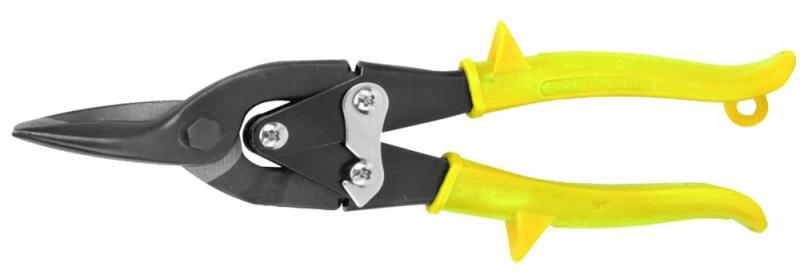ножницы по металлу прямые 250мм GRAD