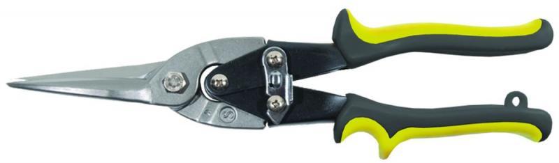 ножницы по металлу прямые удлиненные 290мм CrV