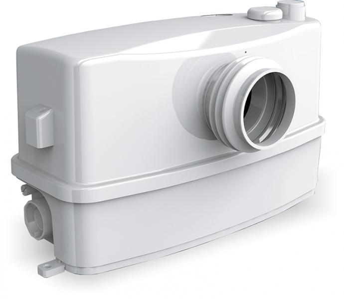 станция канализационная 0.6кВт Hmax 8,5м Qmax 110л/мин Leo