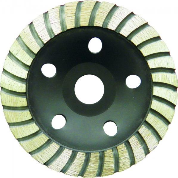 круг алмазный 110мм турбо шлифовальный