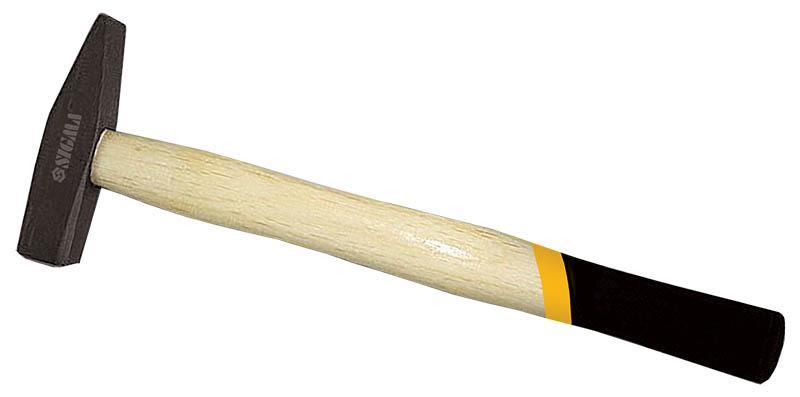 молоток 300г слесарный деревянная ручка (дуб)