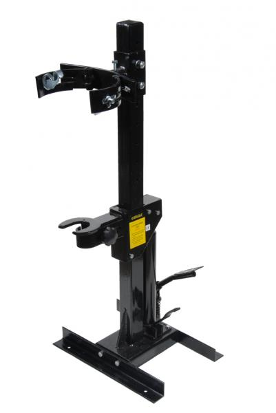 стенд для снятия и установки пружин гидравлический