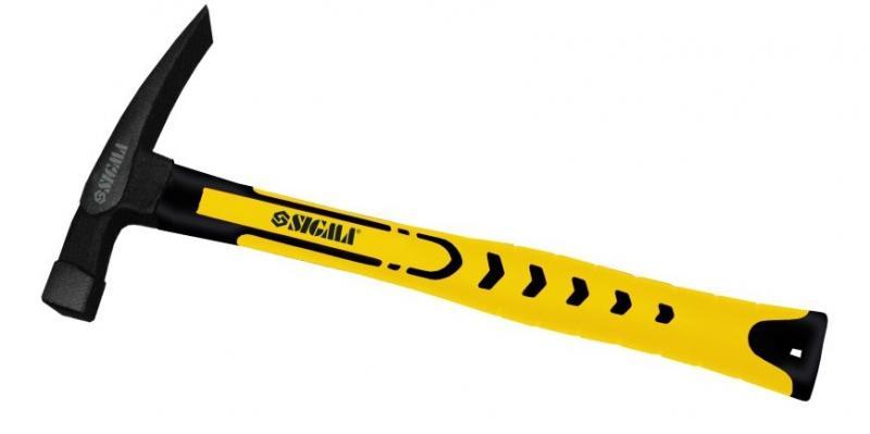 молоток-кирка каменщика 450г фибергласовая ручка