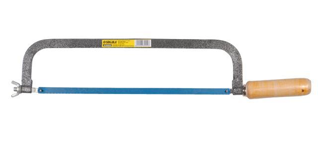 ножовка по металлу с деревянной ручкой