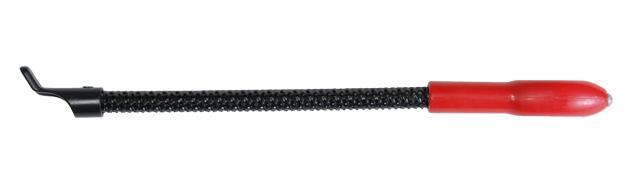 рубанок рашпильный 16x250мм для гипсокартона (круглый)