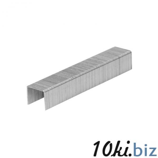 скобы 10*11,3мм каленые (1000шт) Скобы, гвозди для строительных степлеров в ТЦ Атриум Харьков
