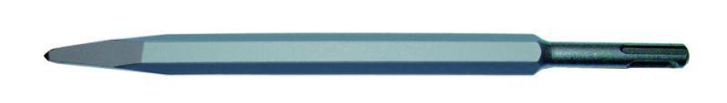 зубило точечное 19*460мм sds-plus (тубус)