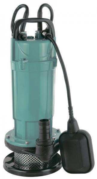 насос дренажный 0.55кВт Hmax 20м Qmax 210л/мин
