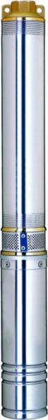 насос центробежный 0.37кВт H 59(42)м Q 45(30)л/мин ?75мм
