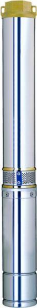 насос центробежный  0.37кВт H 56(44)м Q 55(35)л/мин ?96мм