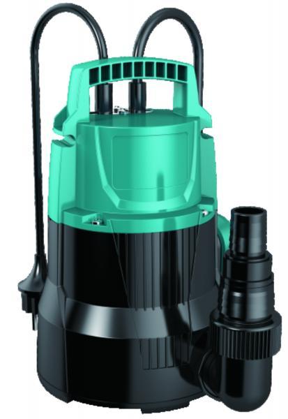 насос дренажный садовый 0.25кВт Hmax 6м Qmax 110л/мин