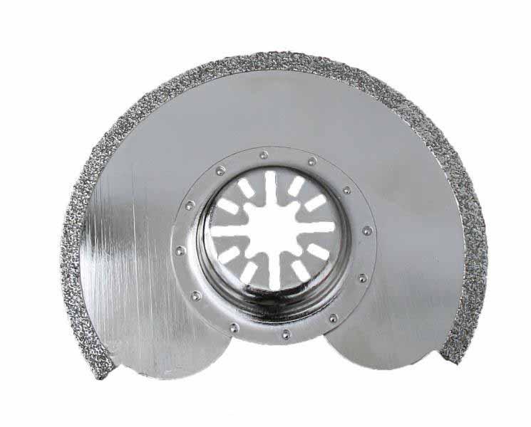 Насадка для реноватора полукруг (стекло,керамика)