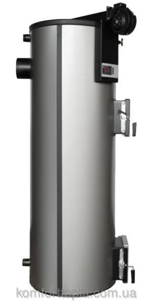 Котел длительного горения Candle-33 (33 квт) с электронным блоком управления.