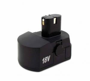 Аккумулятор для шуруповерта 18В (каблук)