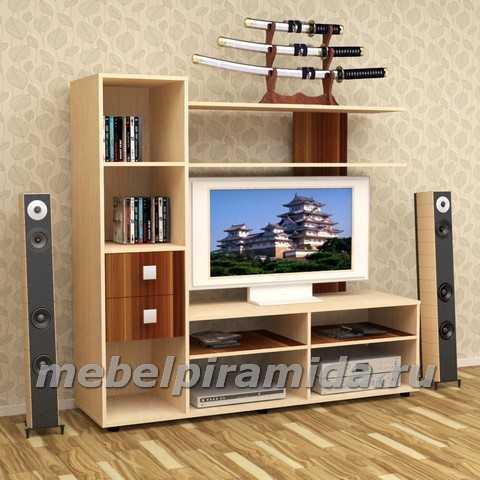 Тумба телевизионная ТВ-1(Пирамида)