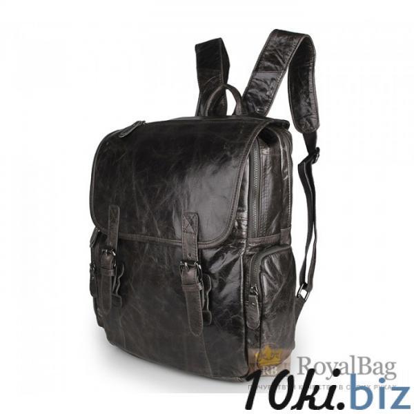 Рюкзак кожаный TIDING BAG 7060J Мужские сумки и барсетки в Украине