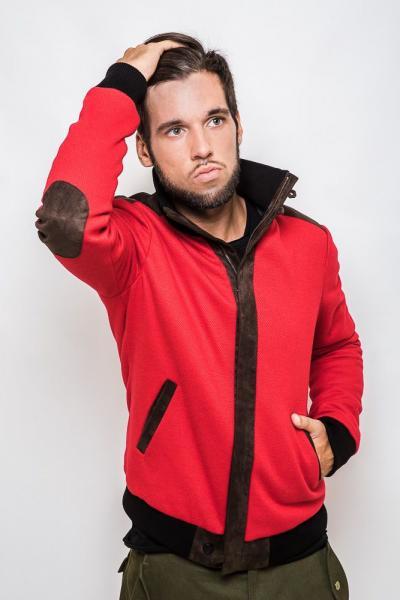 Куртка теплая осень-зима 2232 (Серый)