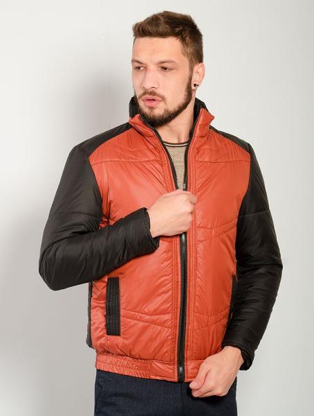 Куртка 2241 (Желтый/голубой)