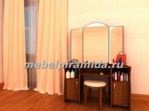 Фото Туалетные столики Туалетный столик Галант-4(Пирамида)