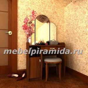 Фото Туалетные столики Туалетный столик Галант-1(Пирамида)