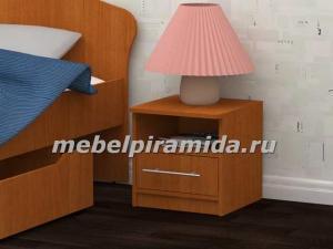 Фото Тумбы прикроватные,офисные Тумба прикроватная ТП-1(Пирамида)