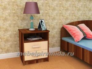 Фото Тумбы прикроватные,офисные Тумба прикроватная ТП-2(Пирамида)
