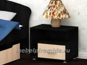 Фото Тумбы прикроватные,офисные Тумба прикроватная ТП-3(Пирамида)
