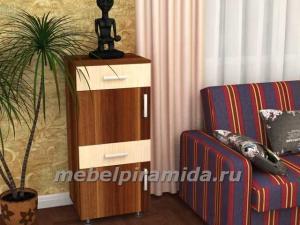 Фото Тумбы прикроватные,офисные Тумба для гостиниц, дома и офиса 2+2(Пирамида)