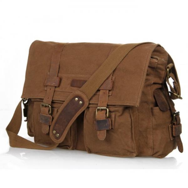 Тканевая сумка через плечо 9005C-1