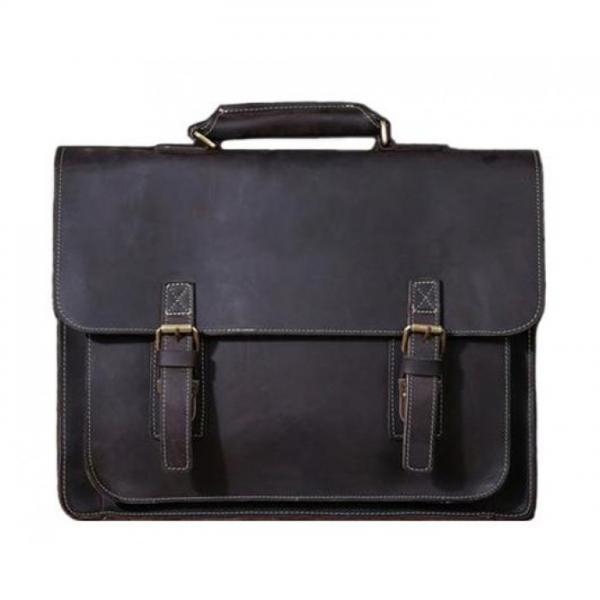 Мужской кожаный портфель BEXHILL BX6912B