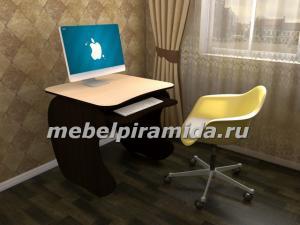 Фото Компьютерные столы Письменный стол СК-3(Пирамида)