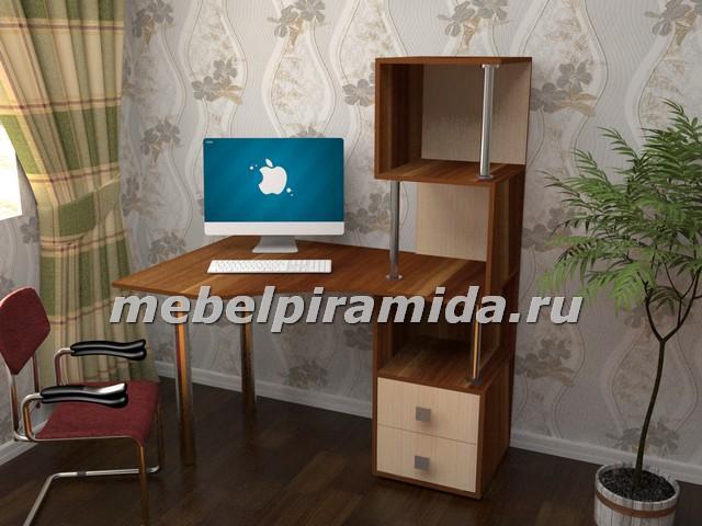 Фото Компьютерные столы Пирамида-Стол компьютерный СК-10