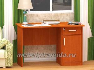 Фото Компьютерные столы Стол однотумбовый Фронда-3(Пирамида)